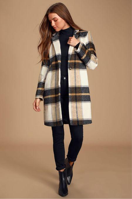 Plaid jacket 🤍 Lulus fashion finds! Click the products below to shop! Follow along @christinfenton for new looks & sales!@shop.ltk #liketkit 🥰 Thank you for shopping here with me! 🤍 XoX Christin  #LTKstyletip #LTKshoecrush #LTKcurves #LTKitbag #LTKsalealert #LTKwedding #LTKfit #LTKunder50 #LTKunder100 #LTKbeauty #LTKworkwear    #LTKHoliday #LTKGiftGuide