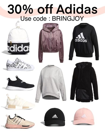 Gift guide for her, gift ideas for her, sneakers, fitness, cyber Monday, adidas. #liketkit #LTKfit #LTKgiftspo #LTKsalealert @liketoknow.it http://liketk.it/32ITW