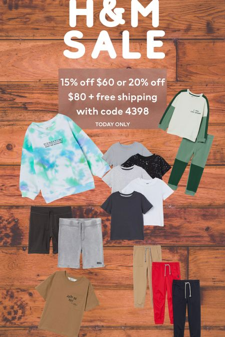 H&M Sale! Toddler boy clothes   #LTKkids #LTKsalealert