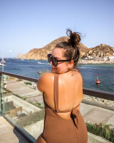 One piece swimsuit http://liketk.it/3hWxX #liketkit @liketoknow.it #LTKswim #LTKunder50 #LTKstyletip