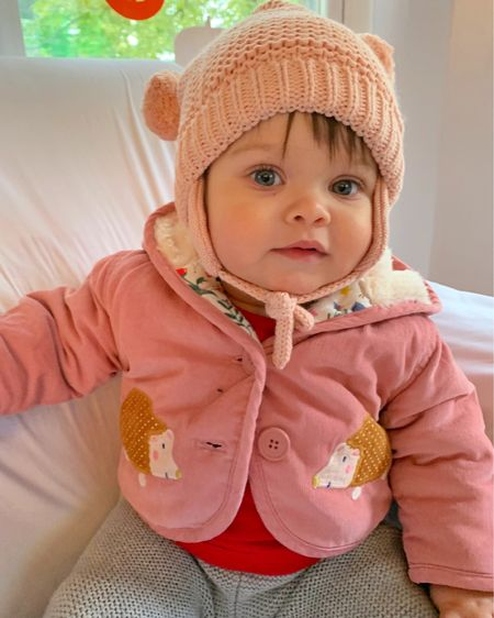 My little peanut is ready for the chicago weather! http://liketk.it/2GjC6 #liketkit @liketoknow.it #LTKbaby #LTKkids #LTKunder100 #babyboden #babygap #meetmeinthegap #babycenterbabies #anythingforbaby #babygirl #chloeisabella #pompomhat #fallstyle #stylishbaby #babystyle #sweaterweather