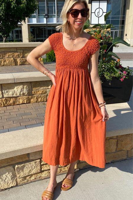 http://liketk.it/3gHuF #liketkit @liketoknow.it  Easy breezy summer time dress #LTKstyletip #LTKshoecrush #LTKtravel