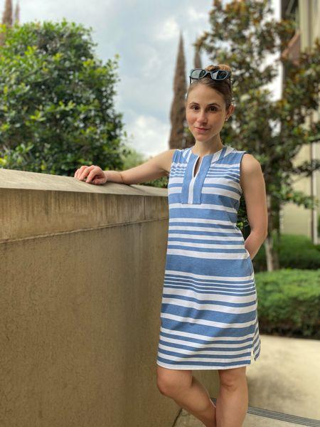 Tank dress with UPF 50 protection is great for Summer & beach trips. Size XXS.   #LTKunder100 #LTKstyletip #LTKSeasonal