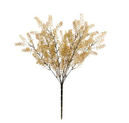 berry bush in gold, cream & white   #LTKSeasonal