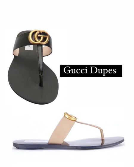 Sandals. Gucci dupe sandals. Gg sandals. Shop my daily looks by following me on the LIKEtoKNOW.it shopping app #liketkit http://liketk.it/3gBFD @liketoknow.it #LTKshoecrush #LTKunder100 #LTKstyletip