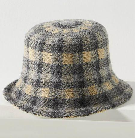 Plaid bucket hat!   #LTKunder50 #LTKstyletip #LTKSeasonal