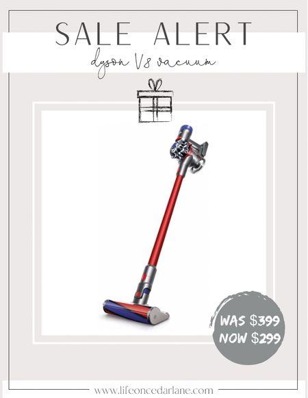 Snag my fave vacuum for $100 off now!!   #dyson #giftsforhome #walmartfinds  #LTKhome #LTKGiftGuide #LTKsalealert