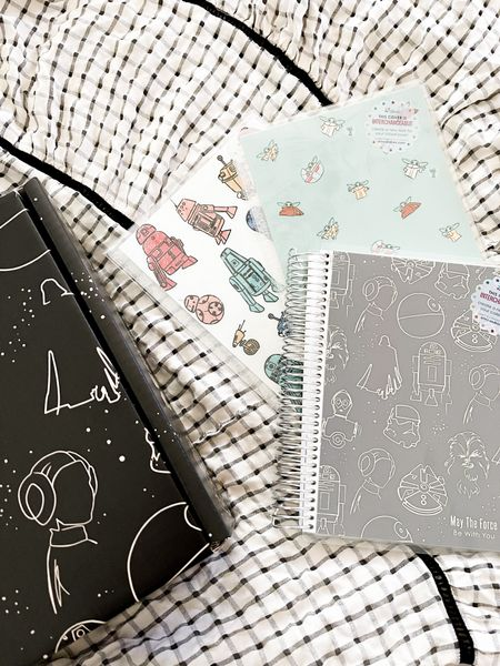 Star Wars academic planner from Erin Condren is the perfect addition to any home. I will be using one for my boys, and gifting one to my 19 year-old stepdaughter so she can keep track of her college assignments and project.    http://liketk.it/3jb7j    #liketkit @liketoknow.it   #LTKkids #LTKhome #LTKunder50 @liketoknow.it.family Shop your screenshot of this pic with the LIKEtoKNOW.it shopping app