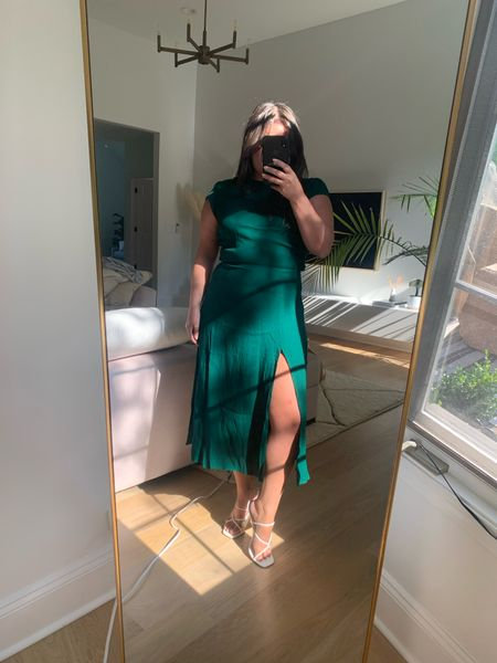 Reformation gavins dress size 10p