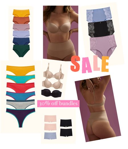Panties and bras on sale this weekend!   Wedding guest dresses, plus size fashion, home decor, nursery decor, living room, backyard entertaining, summer outfits, maternity looks, bedroom decor, bedding, business casual, resort wear, Target style, Amazon finds, walmart deals, outdoor furniture, travel, summer dresses,    Bathroom decor, kitchen decor, bachelorette party, Nordstrom anniversary sale, shein haul, fall trends, summer trends, beach vacation, target looks, gap home, teacher outfits   #LTKcurves #LTKsalealert #LTKunder50