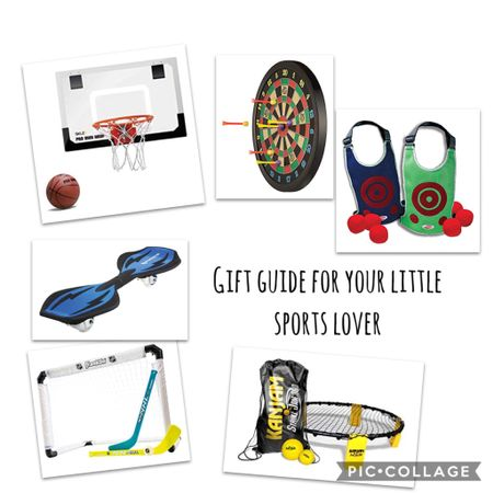 I also have a sports lover in my home so this sports themed gift guide is perfect for any little competitive kiddo you're buying for!   #liketkit @liketoknow.it http://liketk.it/31wzB #LTKgiftspo