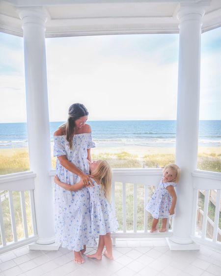 Maybe my favorite Mommy & Me matchy-match yet. The mini nap dress collection is too cute for words.     #LTKtravel #LTKkids #LTKfamily