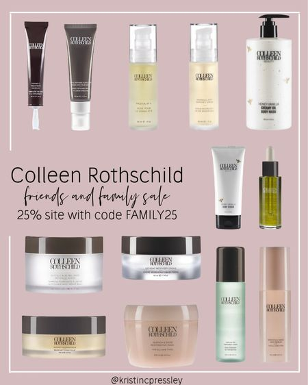 Colleen Rothschild sale site wide!!   #LTKunder100 #LTKbeauty #LTKsalealert