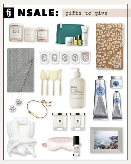 Perfect gifts to stock up on from the #nsale. #nordstrom #anniversarysale #homedecor #barefootdreams #candles #hostess #kitchendecor #diptyque #jewelry #fashionjackson #nordstromsale #liketkit  #LTKsalealert #LTKunder100 #LTKhome