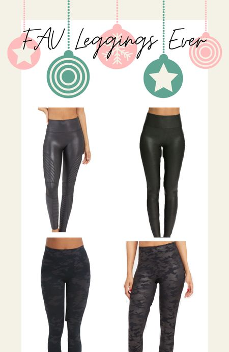 Ok these are my absolute favorite leggings!! A little pricey but worth every penny!!! Which one is your fav!!! #spanx #LTKchristmas #LTKfall   #LTKunder100 #LTKcurves #LTKgiftspo