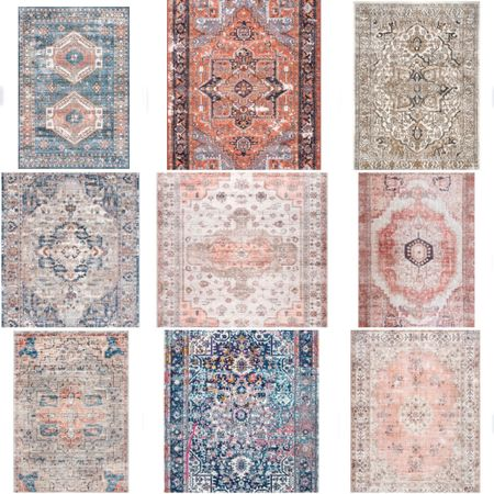 Ok, major sale alert, friends!!! @rugsusa has 75% off area rugs PLUS an extra $50 off with code LABOR50 🤯  A lot of these are washable and ALL of them are gorgeous!  #LTKhome #LTKsalealert #LTKstyletip