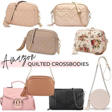 Amazon bag Quilted crossbody Prime day deals  #amazonfashion #quiltedcrossbody #amazoncrossbody #amazonbag #amazonfashion #amazonfinds #founditonamazon #primeday #amazonprimeday #primedaydeals #crossbody  #LTKSeasonal #LTKunder50 #LTKitbag