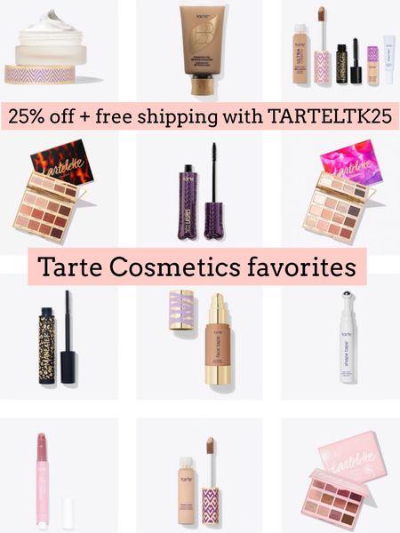 Tarte sale  Follow my shop on the @shop.LTK app to shop this post and get my exclusive app-only content!  #liketkit #LTKunder50 #LTKSale #LTKbeauty @shop.ltk http://liketk.it/3objt
