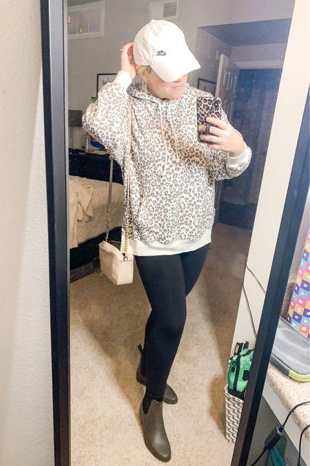 Rainy Sunday outfit for running errands 🏃♀️ My American Eagle oversized hoodie is only $20 right now! (I'm wearing a Small, & it's still pretty loose on me - I normally wear Medium tops)  #liketkit @liketoknow.it http://liketk.it/36Jpn #LTKSeasonal #LTKstyletip #LTKsalealert