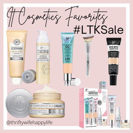 It Cosmetics Favorites!   #LTKbeauty #LTKunder50 #LTKSale
