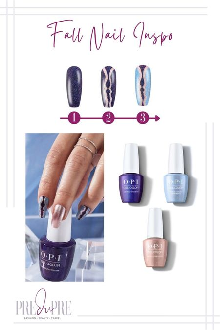 Dress up for the fall season not just with stylish clothing, but with the smallest detail too - your nails. Read more about how to create these gorgeous nails at www.predupre.com  http://liketk.it/3n0a9   nail art, nail inspiration, nail inspo, fall inspo, fall style   #LTKstyletip #LTKbeauty #LTKSeasonal