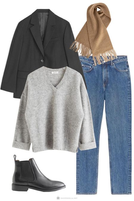Winter layering ootd | streetstyle | winter outfit | knitwear | outfit inspo http://liketk.it/35kps @liketoknow.it #liketkit #LTKstyletip