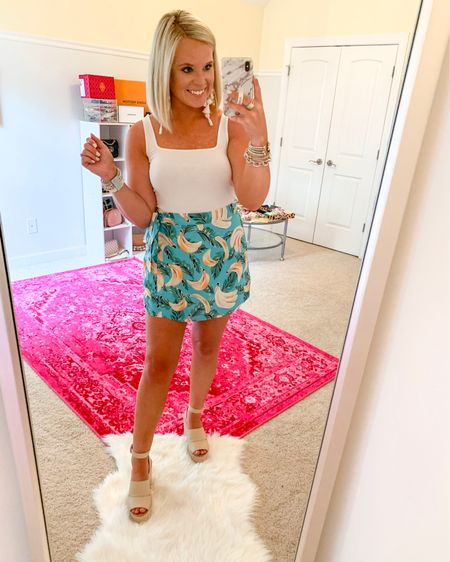 HUGE @sheinofficial try on haul happening on my #instastory today 😻 mostly everything is UNDER $25 and y'all... this skort is only $10 🙌🏻 so many cute summery finds! 💓 Comment below your favorite look from the try on 💃🏼 Screenshot this post & follow me in the @liketoknow.it for all try on session outfit details 👉🏻 http://liketk.it/2CEu4  • • •  #liketkit #LTKbeauty #LTKsalealert #LTKspring #LTKstyletip #LTKtravel #LTKunder50 #LTKswim #LTKsummer #LTKunder25 #affordablefashion #fashionforless #styleforless #getthelook #shopmylook #shopmystyle #styledbyme #styleinspo #affordable #summertrends #trendingnow #outfitinspo #summerstyle #styleblogger #ncblogger #raleighblogger