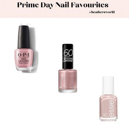 Prime Day Nail Favourites   #lktit #nails #nailpolish #primeday   #LTKunder50 #LTKbeauty #LTKsalealert