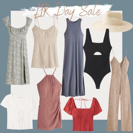 http://liketk.it/3gXPr #liketkit @liketoknow.it #LTKDay #LTKsalealert midi dress, vacation outfit, maternity style, floral dress, tie strap linen romper, double tie short sleeve top cardigan, halter wrap mini dress, smocked flutter sleeve top, seamless ribbed cutout bodysuit, twist front jumpsuit, straw hat, cap sleeve dress, summer dress, summer outfit