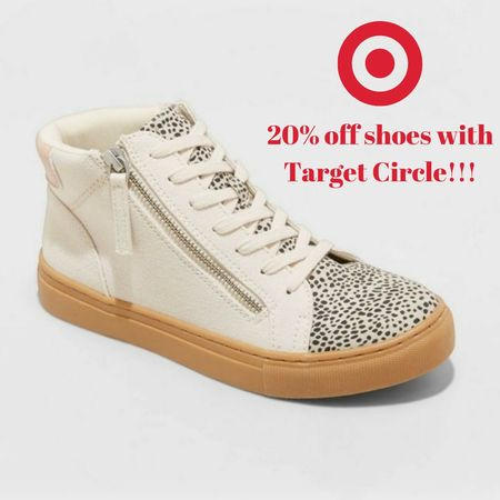 All shoes are 20% off with Target Circle right now!   http://liketk.it/38tr0 @liketoknow.it #liketkit #LTKsalealert #LTKstyletip #LTKunder50 #LTKmens #LTKfamily #LTKkids #LTKshoecrush @liketoknow.it.family Screenshot or 'like' this pic to shop the product details from the LIKEtoKNOW.it app, available now from the App Store!