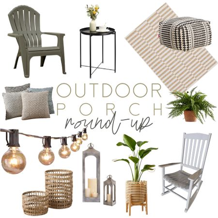 Outdoor Furniture / Porch Round-Up 🪑🌿 http://liketk.it/3jTal #liketkit @liketoknow.it #LTKunder100 #LTKhome #LTKsalealert @liketoknow.it.home @liketoknow.it.family Shop your screenshot of this pic with the LIKEtoKNOW.it shopping app!