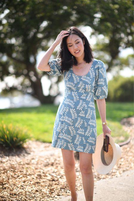 Summer dress ☀️ Found it on super sale in a few sizes left!  #LTKstyletip #LTKSeasonal #LTKunder100