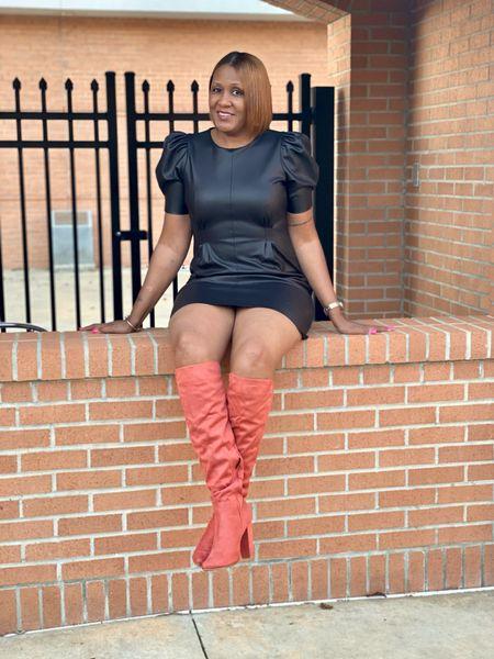 It's the Boots for Me   #LTKunder100 #LTKshoecrush #LTKSeasonal