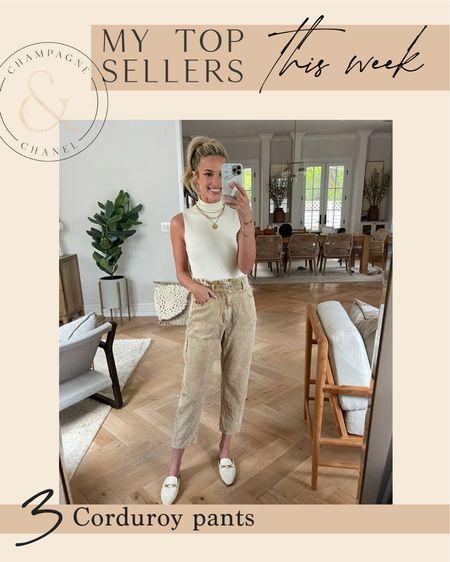 Top sellers - corduroy pants   #LTKunder100 #LTKSale #LTKstyletip