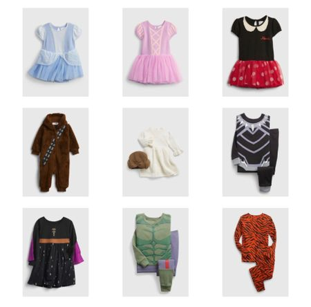 Can you even with these Halloween costumes from @gap?! That knitted Princess Leia dress is 😍😍😍  #LTKHoliday #LTKbaby #LTKkids