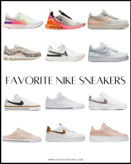 My favorite Nike sneakers     #LTKfit #LTKshoecrush #LTKGiftGuide