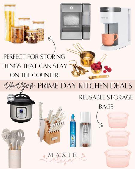 Amazon Prime Day Kitchen Deals 🎉  #amazonprimeday #amazonprimefinds #amazonkitchen #amazon #amazondeals  #LTKunder100 #LTKsalealert #LTKhome