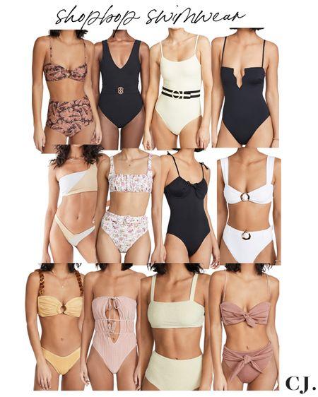 Favorites suits form Shopbop  #LTKswim