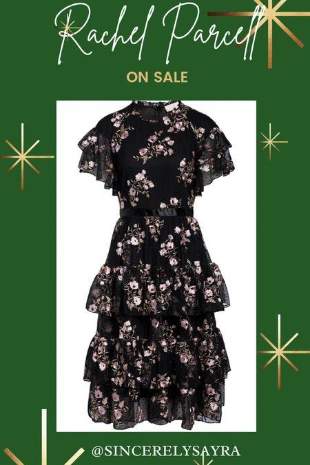 Dress for the holidays! I love this Rachel Parcell dress 😍 it is on sale 50% off @Nordstrom!!   #LTKunder100 #LTKsalealert #LTKgiftspo