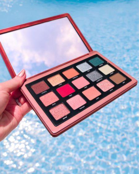 Miami Swim Week inspired makeup! http://liketk.it/3jqOW #liketkit @liketoknow.it #LTKbeauty