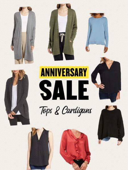 Nordstrom sale favorites, nsale tops, cardigans   #LTKsalealert #LTKstyletip #LTKunder50