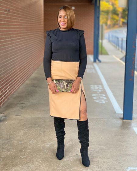 Wool skirt http://liketk.it/33iDx #liketkit @liketoknow.it