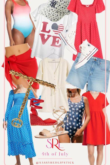 my top picks for 4th of July curvy style 🇺🇸 http://liketk.it/3hcZu #liketkit @liketoknow.it #LTKcurves #LTKstyletip #LTKunder100