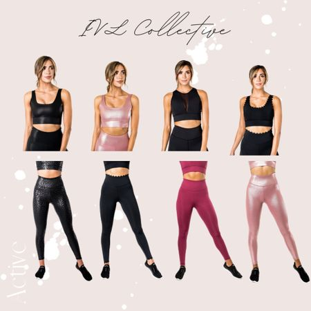 I love all of these workout pieces from IVL collective! You can totally get a matching set or even mix and match. |active, activewear, ivl collective, workout, gym, health, lifestyle|