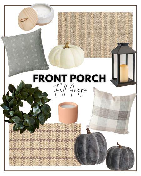 Fall Porch Inspo