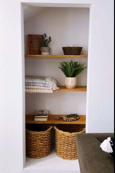 Little cutie nooo! @liketoknow.it #liketkit http://liketk.it/37sxg  #farmhouse #modernfarmhouse #shelves