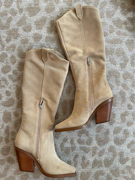 Boots on sale size 7  #LTKshoecrush #LTKunder100