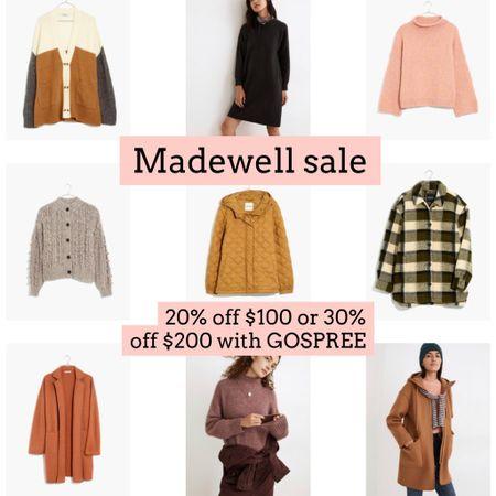 Madewell sale   #LTKSeasonal #LTKsalealert #LTKunder100