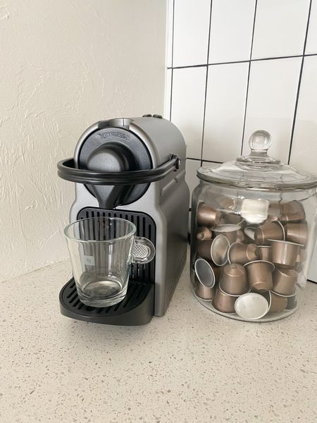 best coffee machine ever!  items linked below   #LTKhome