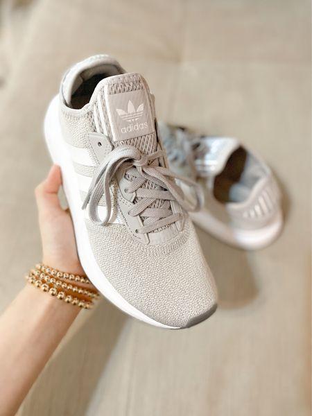 New adidas sneakers! Fit true to size, love this light gray color too. #workoutwear #sneakers #nordstrom   #LTKSeasonal #LTKshoecrush #LTKunder100